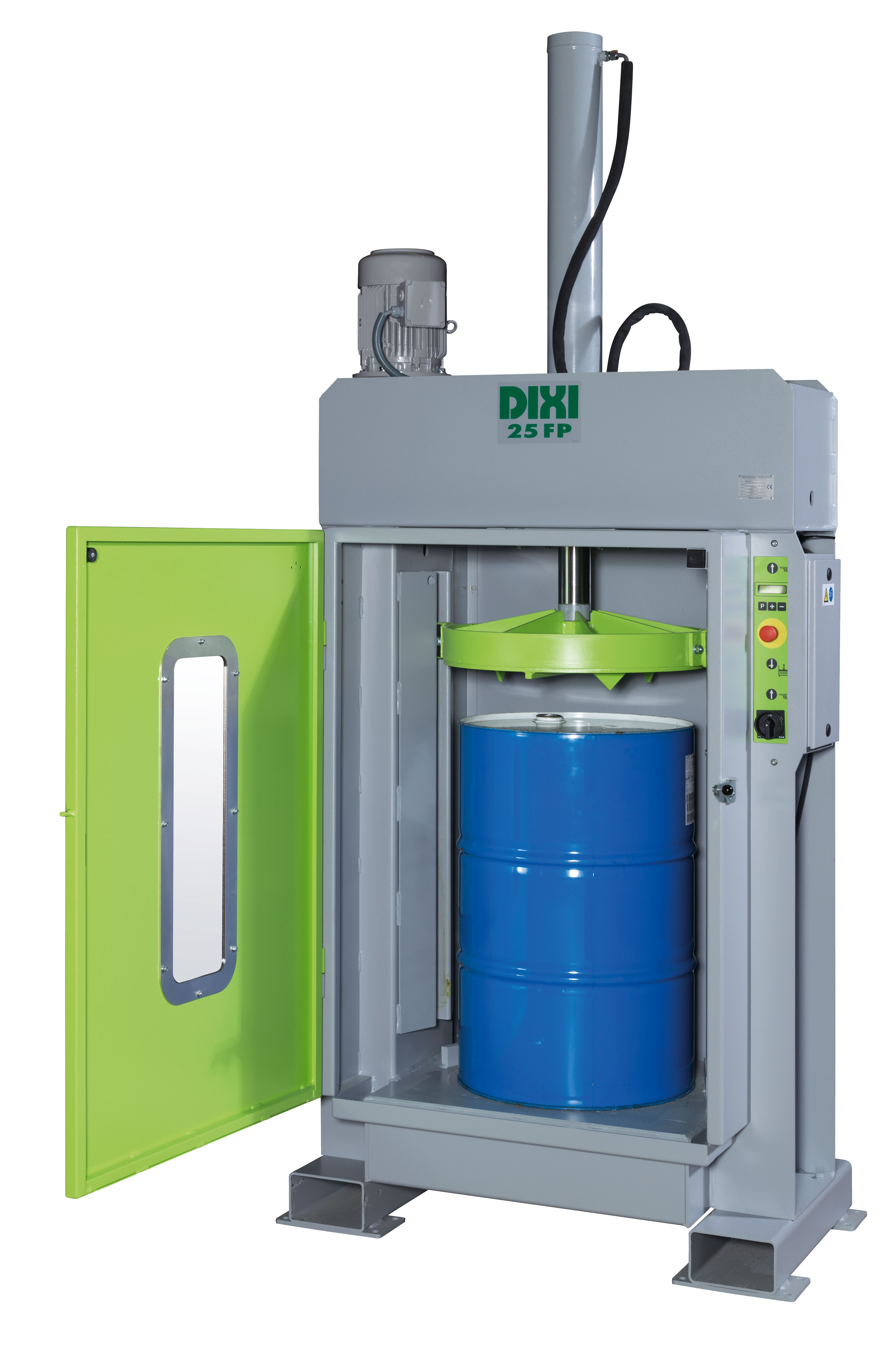 dixi 25 fp drum press